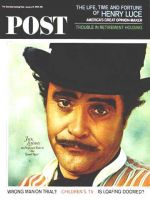 Saturday Evening Post, January 16, 1965 - Jack Lemmon in