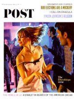 Saturday Evening Post, March 27, 1965 - Discotheque Scene