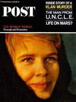 Saturday Evening Post, June 19, 1965 - Russian Woman