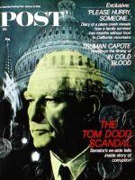Saturday Evening Post, January 13, 1968 - Tom Dodd Scandal