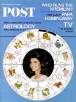 Saturday Evening Post, March 26, 1966 - Jackie's Horoscope