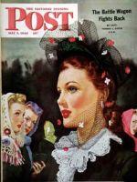 Saturday Evening Post, May 1, 1943 - War Widow