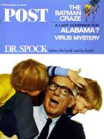 Saturday Evening Post, May 7, 1966 - Dr. Spock & Children