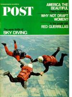 Saturday Evening Post, June 18, 1966 - Sky Divers