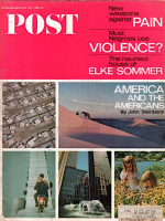Saturday Evening Post, July 2, 1966 - America and the Americans