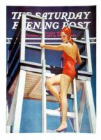 Saturday Evening Post, July 22, 1939 - Dive Tower