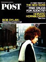 Saturday Evening Post, July 30, 1966 - Bob Dylan in Profile