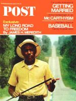 Saturday Evening Post, August 13, 1966 - James Meredith