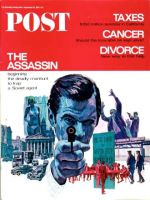 Saturday Evening Post, September 10, 1966 - The Assassin