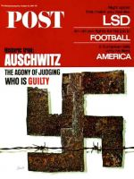 Saturday Evening Post, October 22, 1966 - Auschwitz