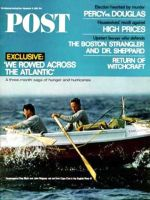 Saturday Evening Post, November 5, 1966 - We Rowed Across the Atlantic