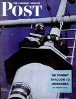 Saturday Evening Post, November 7, 1942 - Naval Lookout