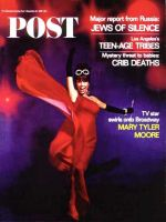 Saturday Evening Post, November 19, 1966 - Mary Tyler Moore