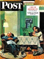 Saturday Evening Post, March 27, 1948 - After Dinner at the Farm