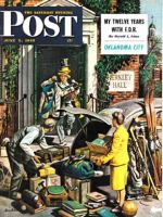 Saturday Evening Post, June 5, 1948 - Returning Home From College