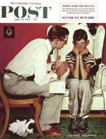 Saturday Evening Post, July 14, 1951 -