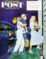 Saturday Evening Post, September 1, 1951 - Home at Last