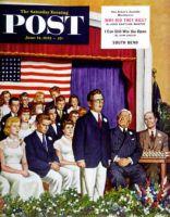 Saturday Evening Post, June 14, 1952 - High School Commencement Address