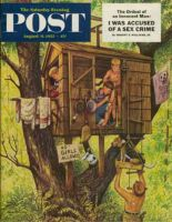 Saturday Evening Post, August 9, 1952 -