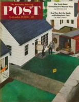 Saturday Evening Post, September 27, 1952 - The Tuba Next Door