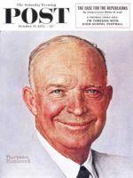 Saturday Evening Post, October 11, 1952 - Eisenhower. (Rockwell)