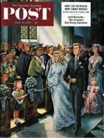 Saturday Evening Post, June 13, 1953 - Wedding Recessional