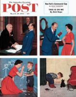 Saturday Evening Post, March 20, 1954 - Anger Transference