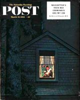 Saturday Evening Post, March 27, 1954 - 2:00 Feeding