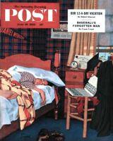 Saturday Evening Post, June 19, 1954 - Sleeping In