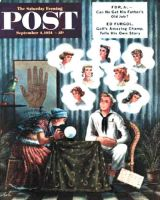 Saturday Evening Post, September 4, 1954 - Which One?