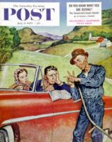 Saturday Evening Post, July 9, 1955 - Crazy Directions