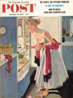 Saturday Evening Post, October 29, 1955 - Prom Momento