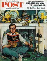 Saturday Evening Post, January 14, 1956 - Mr. Fix-It