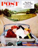Saturday Evening Post, July 7, 1956 - Fork in the Road