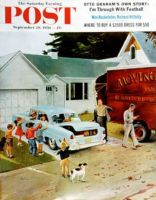 Saturday Evening Post, September 29, 1956 - Moving Day