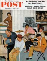 Saturday Evening Post, December 1, 1956 - Jamming with Dad
