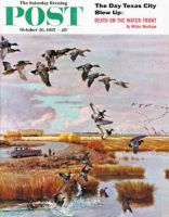 Saturday Evening Post, October 26, 1957 - South for the Winter