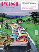 Saturday Evening Post, May 30, 1959 - Resume Safe Speed