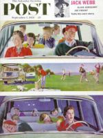 Saturday Evening Post, September 5, 1959 - Before, During & After Picnic
