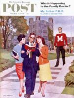 Saturday Evening Post, October 17, 1959 - Picking Poindexter