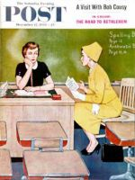 Saturday Evening Post, December 12, 1959 - Teacher Conference