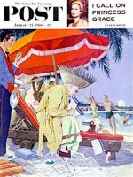 Saturday Evening Post, January 23, 1960 - Business at the Beach