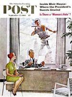 Saturday Evening Post, September 17, 1960 -