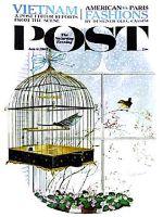 Saturday Evening Post, January 6, 1962 - Birdtalk