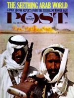 Saturday Evening Post, January 20, 1962 - Bedouins in Kuwait