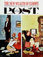 Saturday Evening Post, February 10, 1962 - Cool Record