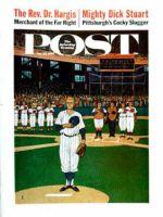 Saturday Evening Post, April 28, 1962 - Baseball Fight
