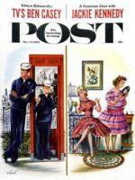 Saturday Evening Post, May 12, 1962 - She Has a Great Personality