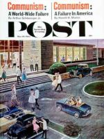Saturday Evening Post, May 19, 1962 - Prom Dates in Parking Lot