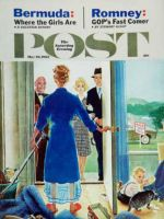 Saturday Evening Post, May 26, 1962 - Home Showing